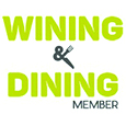 Wining and Dining Badge